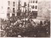 La Piedad por calle Campanas en 1945