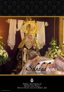 Cartel Soledad 2010. Fotografía: Jesús Pegalajar Cano