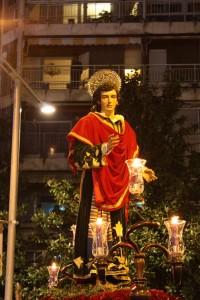 SAN JUAN EN SU ESTACIÓN DE PENITENCIA 2010