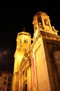 Noche de Viernes Santo 2010. San Ildefonso